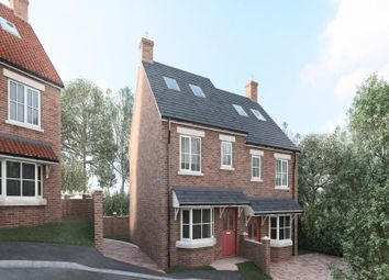 Thumbnail 3 bed semi-detached house for sale in Old School Gardens, Whitby, Whitby