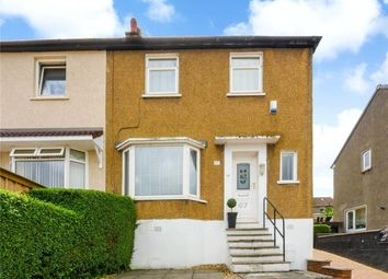 Thumbnail 2 bed semi-detached house for sale in Orcades Drive, Simshill, Glasgow