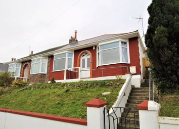 3 bed semi-detached bungalow for sale in Weston Park Road, Peverell, Plymouth, Devon PL3