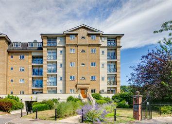 Thumbnail 2 bed flat for sale in Handel Mansions, 94 Wyatt Drive, Barnes, London