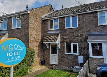 Thumbnail 3 bed terraced house to rent in Rowan Drive, Bulwark, Chepstow