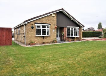 Thumbnail 3 bed detached bungalow for sale in Lidgard Road, Humberston
