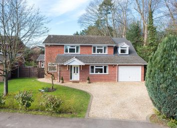 Thumbnail 5 bed detached house for sale in Vicarage Lane, Dunchurch, Rugby