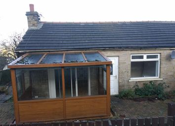 Thumbnail 2 bed semi-detached bungalow for sale in Primrose Street, Keighley