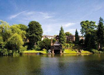 Thumbnail 2 bed flat for sale in 19 Cariad Court, Goring On Thames
