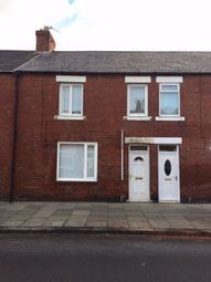 Thumbnail 4 bed terraced house to rent in Woodhorn Road, Ashington