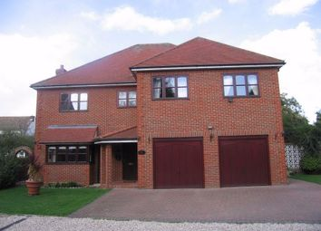Thumbnail 5 bed detached house to rent in Green Close, Chelmsford