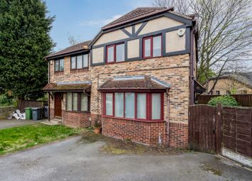 Thumbnail 3 bedroom semi-detached house for sale in Millbrook Gardens, Dewsbury