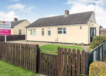 3 bed detached bungalow for sale in Columbyne Close, Stowupland, Stowmarket IP14