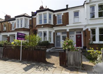 Thumbnail 3 bed flat for sale in Harborough Road, Streatham