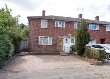 Thumbnail 3 bed semi-detached house for sale in Elmwood Avenue, Borehamwood