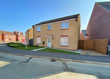 4 bed detached house for sale in Musselburgh Way, Bourne PE10
