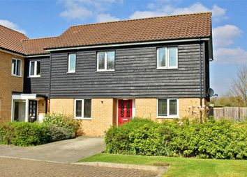 Thumbnail 3 bed link-detached house for sale in Low Close, Little Eversden, Cambridge