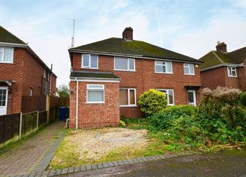 Thumbnail 3 bed semi-detached house for sale in Holtham Avenue, Churchdown, Gloucester