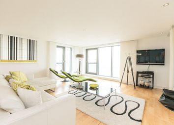 Thumbnail 3 bedroom flat to rent in Western Harbour Breakwater, Leith