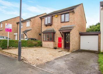 Thumbnail 3 bed detached house for sale in Samian Way, Stoke Gifford, Bristol