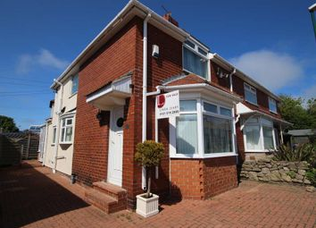 Thumbnail 2 bed semi-detached house for sale in Sunniside Terrace, Cleadon, Sunderland