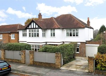 Thumbnail 5 bedroom detached house for sale in Ernle Road, Wimbledon