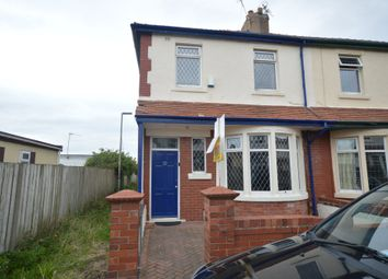 Thumbnail 3 bed end terrace house for sale in Thursby Avenue, Blackpool