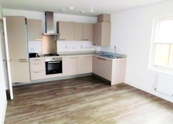 Thumbnail 2 bedroom flat to rent in De Montfort Place, Bedford
