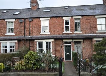 Thumbnail 4 bed terraced house for sale in Castle View, Ovingham