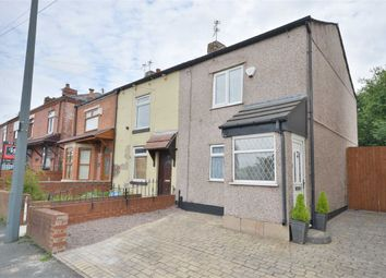 Thumbnail 2 bed end terrace house for sale in Leigh Road, Hindley Green, Wigan