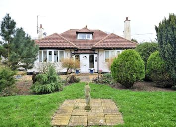Thumbnail 4 bed detached bungalow for sale in The Drove, Barroway Drove, Downham Market