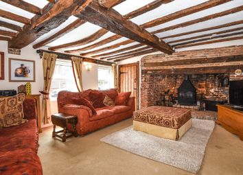 Thumbnail 3 bed cottage for sale in Harvey Street, Watton, Thetford