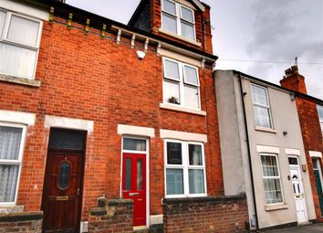 Thumbnail 3 bed terraced house for sale in Bennett Street, Nottingham, Nottinghamshire