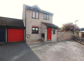 Thumbnail 3 bed link-detached house for sale in Golding Thoroughfare, Chelmer Village, Chelmsford