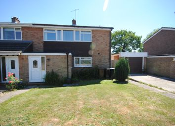 Thumbnail 3 bed semi-detached house to rent in St. Johns Meadow, Blindley Heath, Lingfield