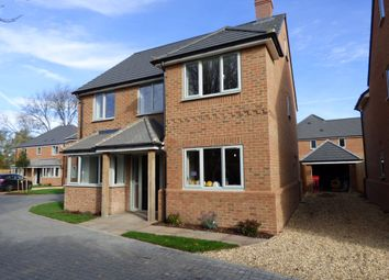 Thumbnail 5 bed detached house for sale in Moreteyne Meadows, Cook Close, Marston Moretaine, Beds