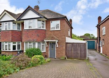 Thumbnail 3 bed semi-detached house for sale in Elizabeth Drive, Theydon Bois, Epping, Essex