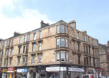 Thumbnail 1 bed flat for sale in Victoria Road, Glasgow, Lanarkshire