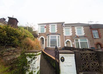 Thumbnail 3 bed end terrace house for sale in Plas Carmel, Graigwen Road, Pontypridd