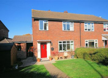 Thumbnail 3 bed semi-detached house for sale in Manor Road, Wendover, Buckinghamshire