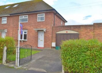 Thumbnail 3 bed terraced house to rent in Norris Road, Blacon, Chester