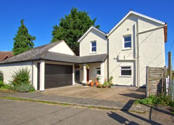 Thumbnail 3 bed detached house for sale in Barrington Road, Foxton, Cambridge