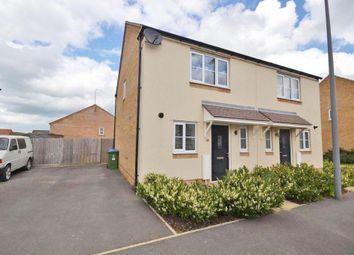 Thumbnail 2 bedroom semi-detached house for sale in Dickens Lane, Newton Leys, Milton Keynes, Buckinghamshire