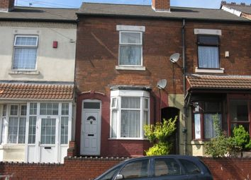 Thumbnail 3 bedroom terraced house for sale in Queenshead Rd, Handsworth, Birmingham