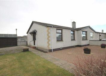 Thumbnail 2 bed semi-detached bungalow for sale in Grampian Road, Elgin