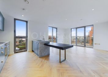Thumbnail 1 bedroom flat to rent in West End Lane, West Hampstead