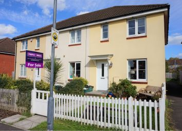 Thumbnail 3 bed end terrace house for sale in Swiss Drive, Ashton Vale