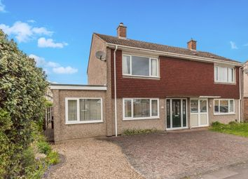 Thumbnail 3 bed semi-detached house to rent in Preston Road, Abingdon