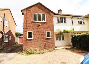 Thumbnail 3 bed semi-detached house to rent in Byfleet Road, New Haw