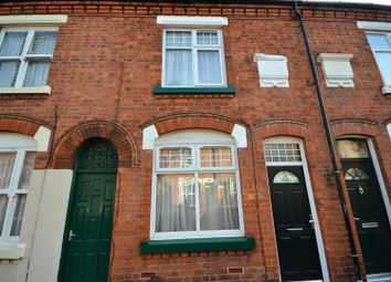 Thumbnail 3 bed terraced house for sale in Hamilton Street, Leicester