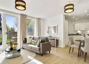 Thumbnail 1 bed flat for sale in Cheviot Gardens, West Norwood