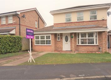 Thumbnail 4 bed detached house for sale in Craven Lea, Liverpool
