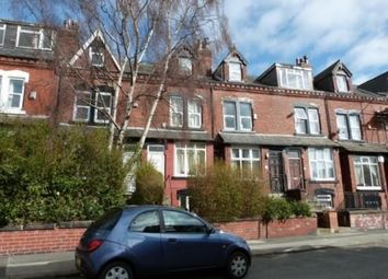 Thumbnail 6 bedroom terraced house to rent in Lucas Street, Woodhouse, Leeds
