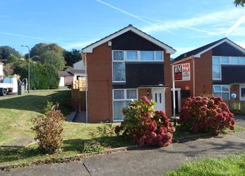 Thumbnail 3 bed detached house for sale in Fowey Avenue, Torquay